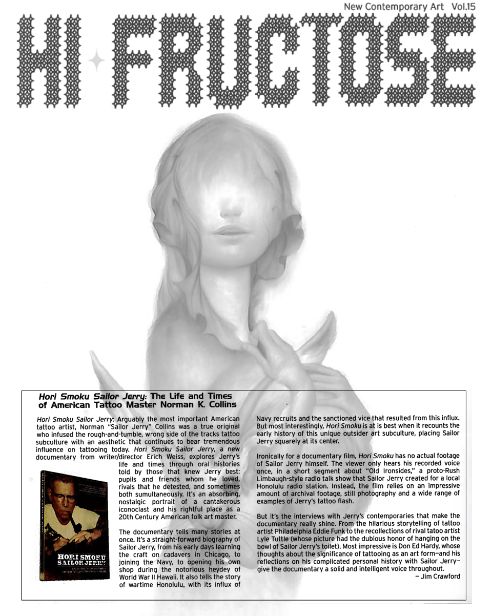 Hi Fructose Issue 15
